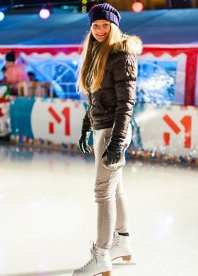 Люди на коньках
